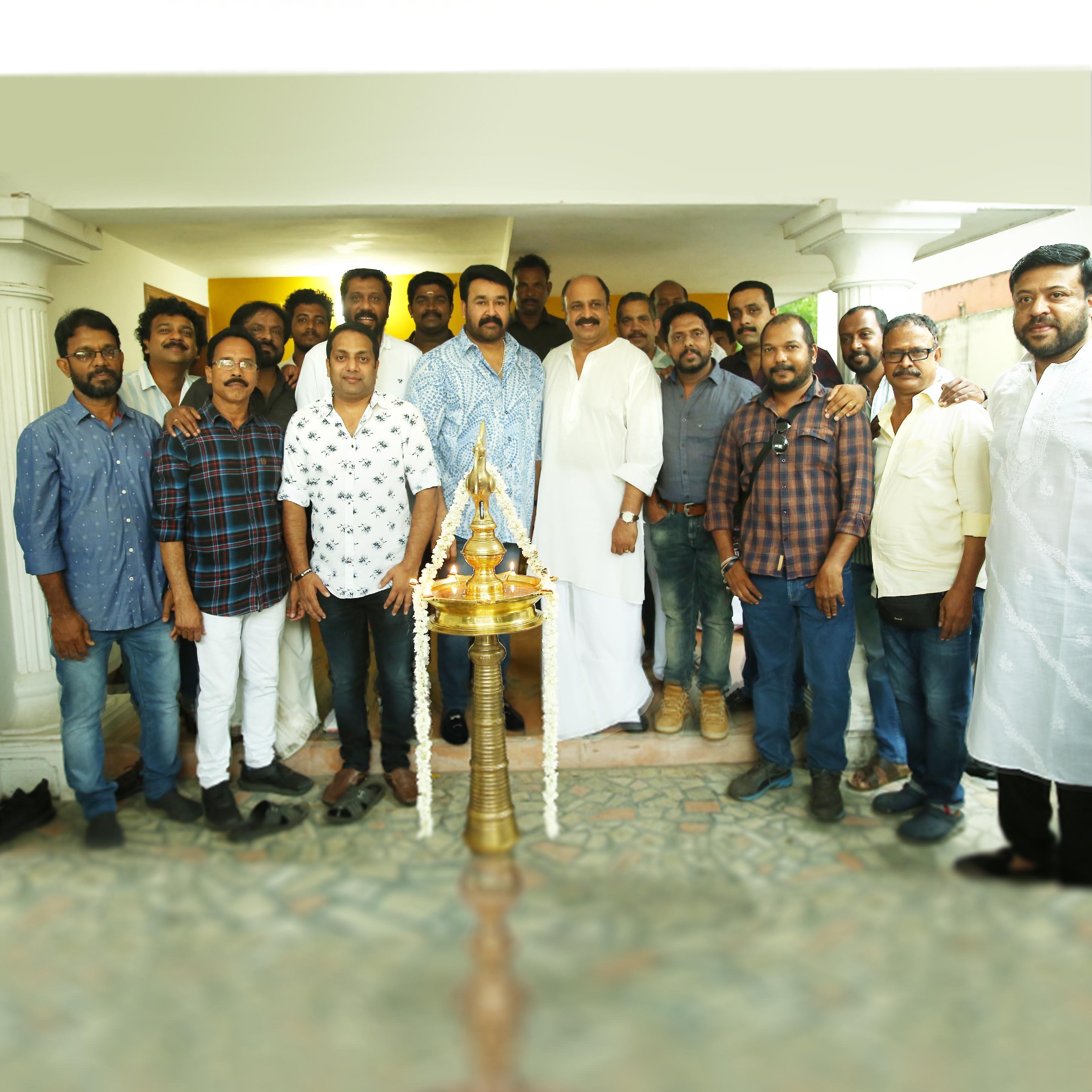 Big Brother's Pooja Held in Kochi