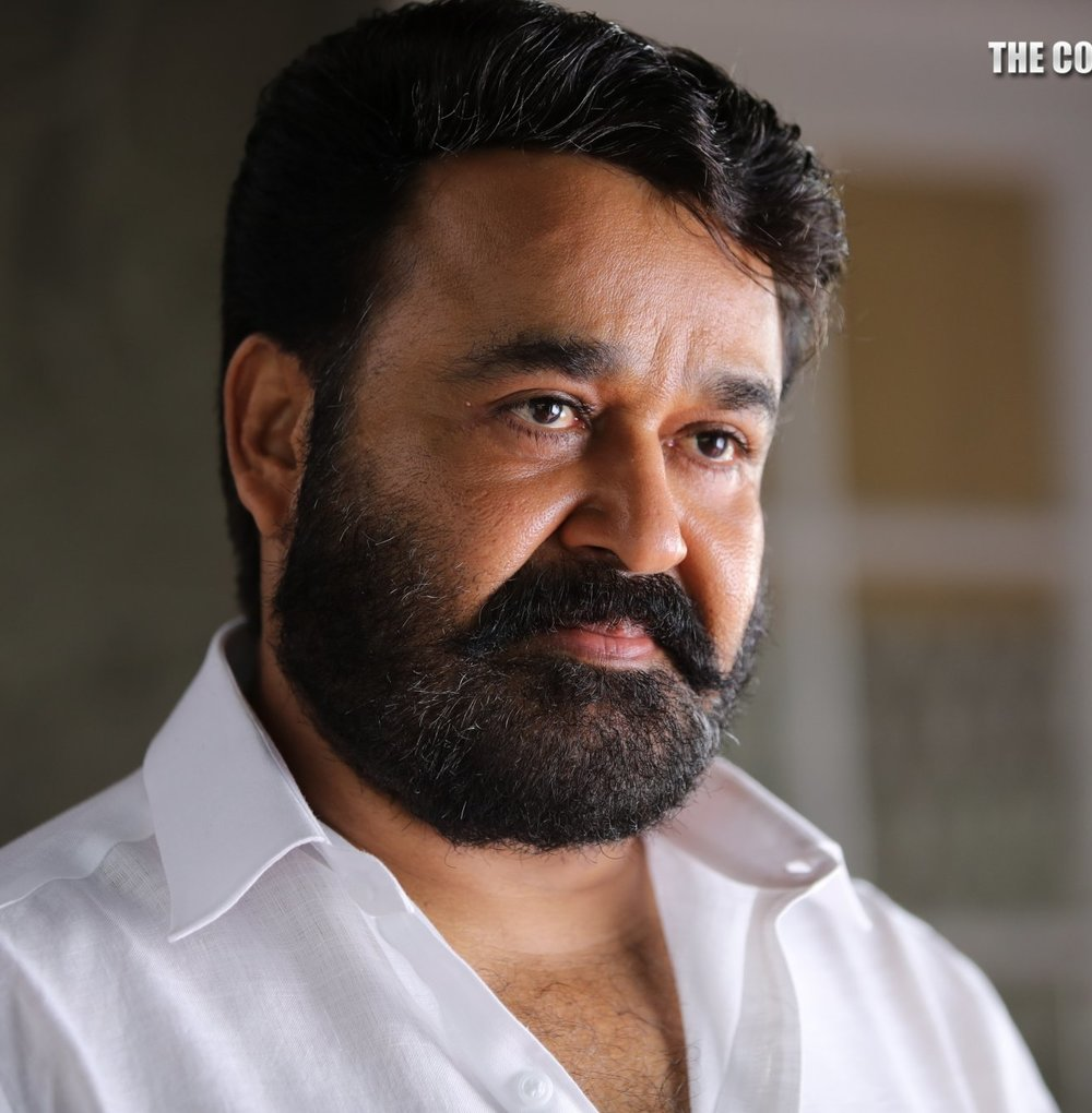 Lucifer Lalettan: Mohanlal Image Gallery